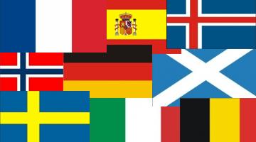 frankrig gamle flag