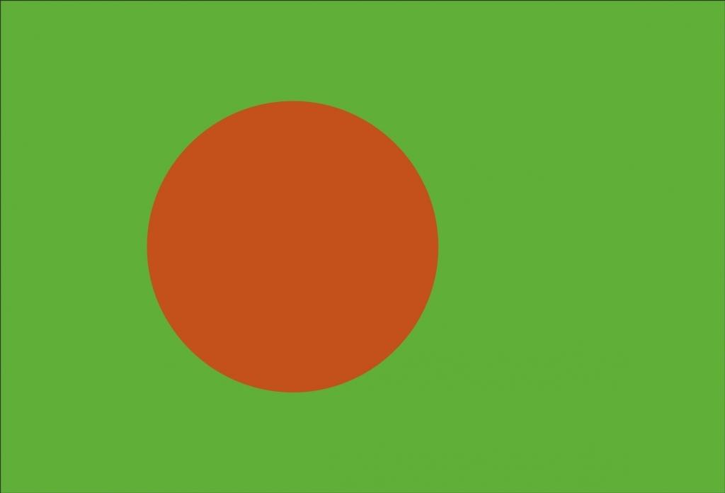 australsk flag uden farver