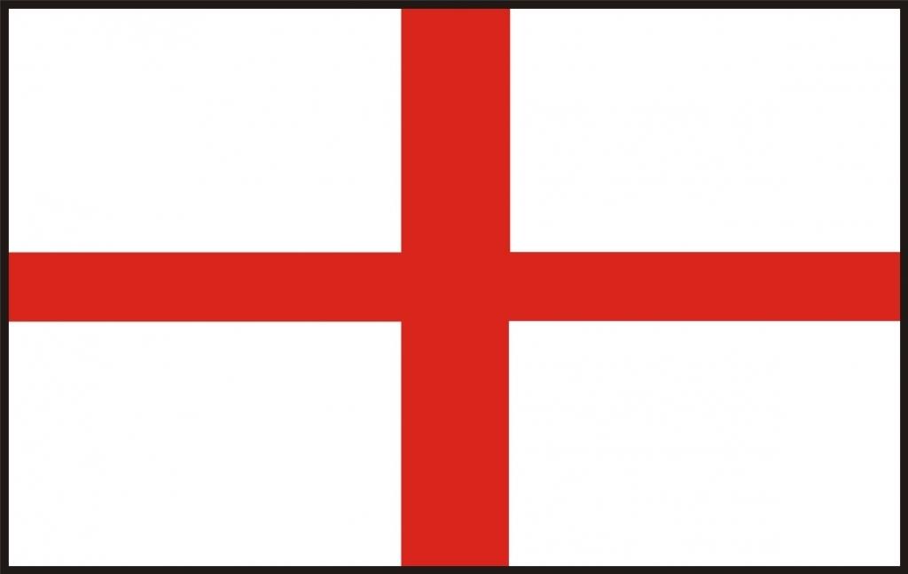 Clipart engelsk flag