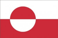 Grønlandsk national flag