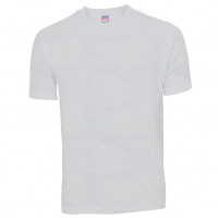 Basis Cotton t-shirt askefarvet (ash)