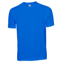 Basis Cotton t-shirt turkis (turquoise)
