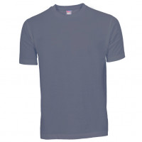 Basis Cotton t-shirt harbour blue