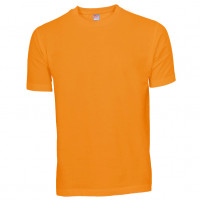 Basis Cotton t-shirt orange