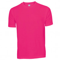 Basis Cotton t-shirt pink