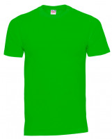 Plain Cam t-shirt lime