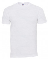 Plain Cam t-shirt askefarvet (ash)