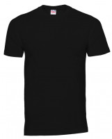 Plain Cam t-shirt sort (black)