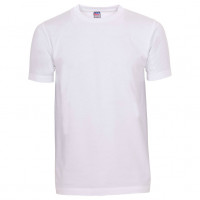 Hvid heavy luxe t-shirt