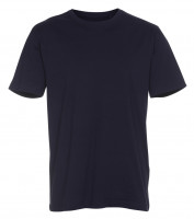 Heavy Luxe T-shirt Navyblå (Blue navy)
