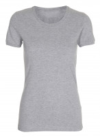 Lady Tee T-shirt Oxford grå ( Oxford grey)