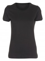 Lady Tee T-shirt Mørkegrå (black grey)