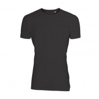 Mens Carbon Tee T-shirt sort (black)