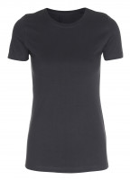 Womens Work Wear T-shirt mørk stålgrå (dark steel grey)