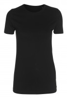 Womens Work Wear T-shirt sort (black)