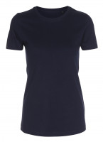 Womens Work Wear T-shirt Navyblå (Blue navy)