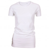 Lady Fashion T-shirt hvid (white)