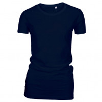 Lady Fashion T-shirt mørk navy blå (Dark navy)