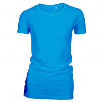 Lady Fashion T-shirt turkis (turquoise)