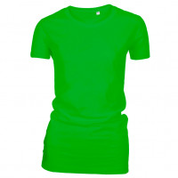 Lady Fashion T-shirt forårsgrøn (spring green)