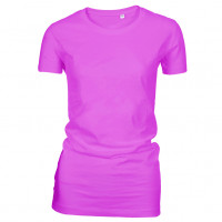 Lady Fashion T-shirt Lavendel (lavender)