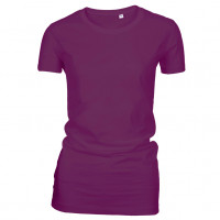 Lady Fashion T-shirt lilla (violet)