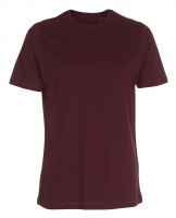 Uni Fashion T-shirt burgundy
