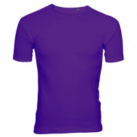 Uni Fashion T-shirt lilla (violet)