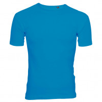 Uni Fashion T-shirt turkis (turquoise)