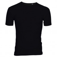 Uni Fashion T-shirt sort (black)