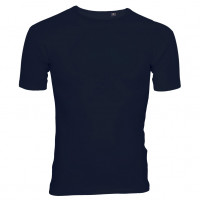 Uni Fashion T-shirt mørk navy blå (Dark navy)