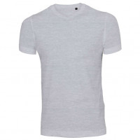 Uni Fashion V-Neck T-shirt Oxford grå ( Oxford grey)