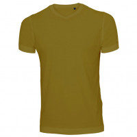 Uni Fashion V-Neck T-shirt army grøn