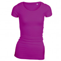 Long Stretch T-shirt lilla (violet)