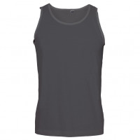 Pragh tanktop sort (black)