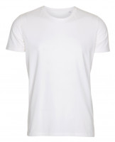 Mens Stretch T-shirt hvid (white)