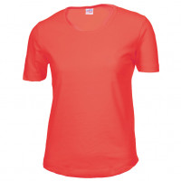 Lady Style T-shirt rød (red)