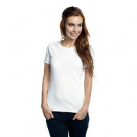 Lady Cotton T-shirt hvid (white)