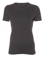 Lady Cotton T-shirt stålgrå (steel grey)