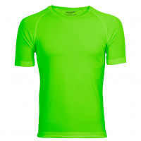 Uni Sport T-shirt Lime