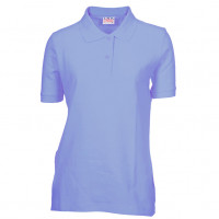 Lady Polo T-shirt Lys blå (Light Blue)