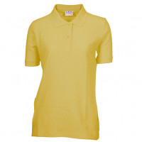 Lady Polo T-shirt sandfarvet (sand)