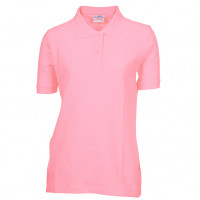 Lady Polo T-shirt lyserød (rose)