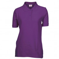 Lady Polo T-shirt lilla (violet)