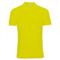 Uni Polo T-shirt gul (yellow)