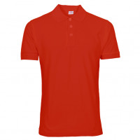 Uni Polo T-shirt rød (red)