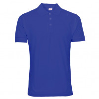Uni Polo T-shirt kongeblå (new royal)