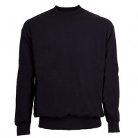 Heavy Sweat Sweatshirt sort (black)