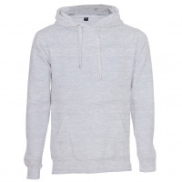 Hooded Sweat Hættetrøje Oxford grå ( Oxford grey)