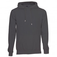 Hooded Sweat Hættetrøje sort (black)